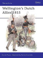 Osprey-Publishing Wellingtons Dutch Allies 1815 Military History Book #maa371