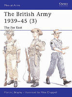 Osprey-Publishing British Army WWII The Far East Military History Book #maa375