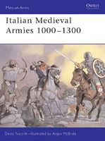 Osprey-Publishing Italian Medieval Armies 1000-1300 Military History Book #maa376