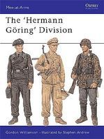 Osprey-Publishing The Herman Goring Divisions Military History Book #maa385