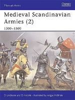Osprey-Publishing Medieval Scandinavian Armies 2 Military History Book #maa399