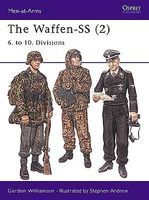 Osprey-Publishing The Waffen SS 2 Military History Book #maa404