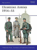 Osprey-Publishing Ukrainian Armies in Worlds Wars Military History Book #maa412