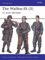 Osprey-Publishing The Waffen-SS 3 Military History Book #maa415