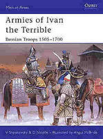 Osprey-Publishing Armies of Ivan the Terrible Military History Book #maa427