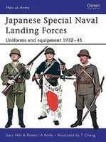Osprey-Publishing Japanese Special Naval Landing Forces Military History Book #maa432