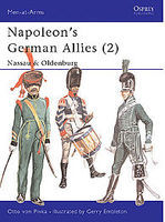 Osprey-Publishing Napoleons German Allies 2 Military History Book #maa43