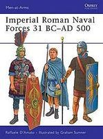 Osprey-Publishing Imperial Roman Naval Forces Military History Book #maa451