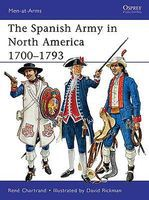 Osprey-Publishing Spanish Army in North America Military History Book #maa475