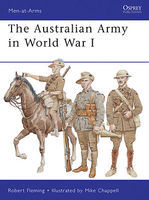 Osprey-Publishing The Australian Army in WWI Military History Book #maa478
