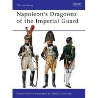 Osprey-Publishing Napoleons Dragoons of the Imperial Guard Military History Book #maa480