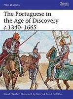 Osprey-Publishing The Portuguese in the Age of Discovery Military History Book #maa484