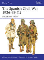 Osprey-Publishing The Spanish Civil War 1936-39 Military History Book #maa495