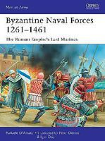 Osprey-Publishing Byzantine Naval Forces 1261-1461 Military History Book #maa502