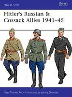 Osprey-Publishing Men at Arms- Hitlers Russian & Cossack Allies 1941-45 Military History Book #maa503