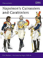 Osprey-Publishing Napoleon's Cuirassiers Military History Book #maa64