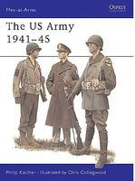 Osprey-Publishing The US Army 1941-45 Military History Book #maa70