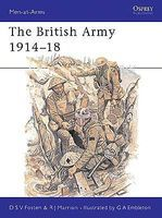 Osprey-Publishing The British Army 1914-1918 Military History Book #maa81