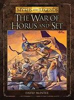 Osprey-Publishing The War of Horus and Set Myths and Legends Book #mld3