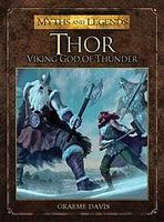 Osprey-Publishing Thor Viking God of Thunder Myths and Legends Book #mld5