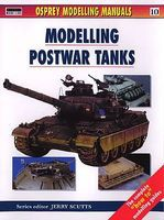Osprey-Publishing Modelling Postwar Tanks Modelling Manual #mod10