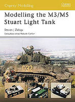 Modelling the M3/M5 Stuart Light Tank Modelling Manual #mod4