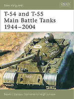 Osprey-Publishing T-54 and T-55 Main Battle Tanks 1944-2004 Military History Book #nvg102