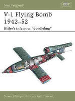 Osprey-Publishing V-1 Flying Bomb 1942-52 Military History Book #nvg106