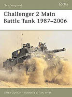 Osprey-Publishing Challenger II Main Battle Tank 1987-06 Military History Book #nvg112