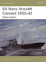 Osprey-Publishing US Navy Aircraft Carriers 1922-45 Military History Book #nvg114