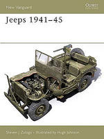 Osprey-Publishing Jeeps 1941-45 Military History Book #nvg117