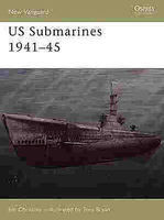 Osprey-Publishing US Submarines 1941-45 Military History Book #nvg118