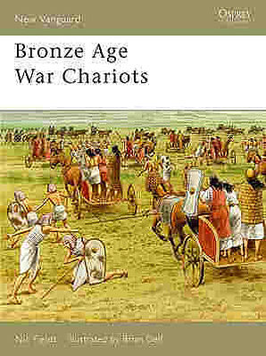 Osprey-Publishing Bronze Age War Chariots Military History Book #nvg119