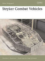 Osprey-Publishing Stryker Combat Vehicles Military History Book #nvg121