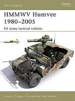 Osprey-Publishing HMMWV Humvee 1980-2005 Military History Book #nvg122