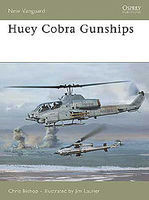 Osprey-Publishing Huey Cobra Gunships Military History Book #nvg125