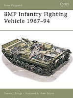 Osprey-Publishing BMP Infantry Fighting Vehicle 1967-94 Military History Book #nvg12