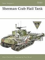 Osprey-Publishing Sherman Crab Flail Tank Military History Book #nvg139
