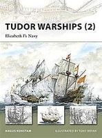 Osprey-Publishing Tudor Warships 2 Elizabeth Is Navy Military History Book #nvg149