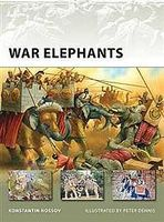 Osprey-Publishing War Elephants Military History Book #nvg150
