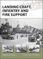 Osprey-Publishing Landing Craft Infantry and Fire Support Military History Book #nvg157