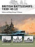 Osprey-Publishing British Battleships 1939-45 Military History Book #nvg160