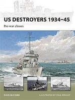 Osprey-Publishing US Destroyers 1934-45 Military History Book #nvg162