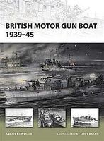 Osprey-Publishing British Motor Gun Boats 1939-45 Military History Book #nvg166