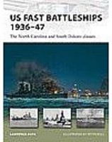 Osprey-Publishing US Fast Battleships 1936-47 Military History Book #nvg169