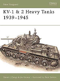 Osprey-Publishing KV-1 & 2 Heavy Tank 1939-45 Military History Book #nvg17