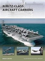 Osprey-Publishing Nimitz Class Aircraft Carriers Military History Book #nvg174