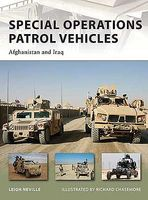Osprey-Publishing Special Operations Patrol Vehicles Military History Book #nvg179