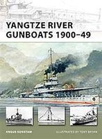Osprey-Publishing Yangtze River Gunboats 1900-49 Military History Book #nvg181