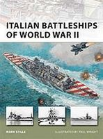 Osprey-Publishing Italian Battleships 1940-45 Military History Book #nvg182